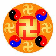 法輪圖形(法輪大法網)