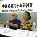 法轮功学员荆天讲述在中国监狱受酷虐实况