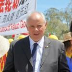 澳大利亚国会议员为何为法轮功发声?(组图)