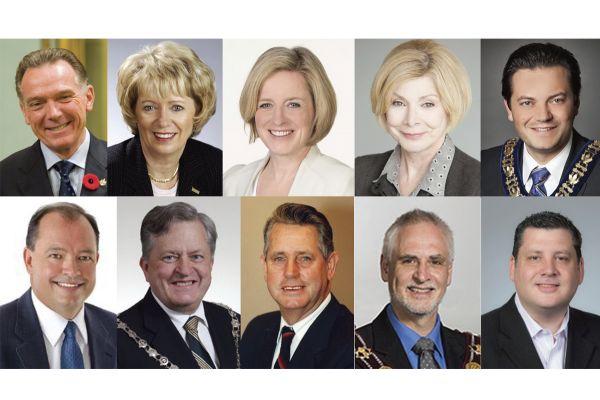 慶祝法輪大法日 加拿大各級政要褒獎祝賀(圖)