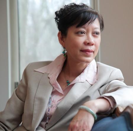 健康顾问兼作家玛格丽特‧特雷博士自2001年以来一直在研究法轮功。(Daniel Ulrich)