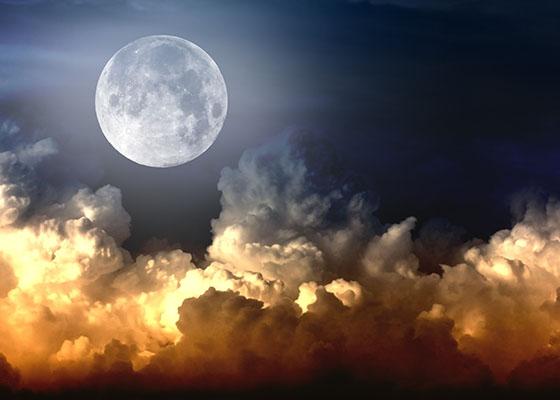又到中秋月圆时(明慧网图片)