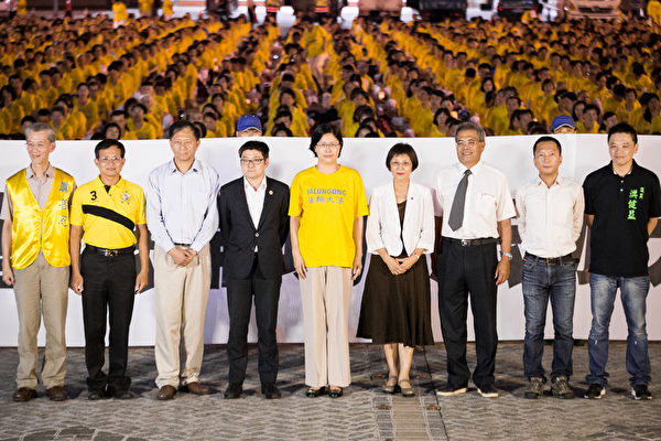 台湾大学教授张锦华修炼法轮功的故事(图)