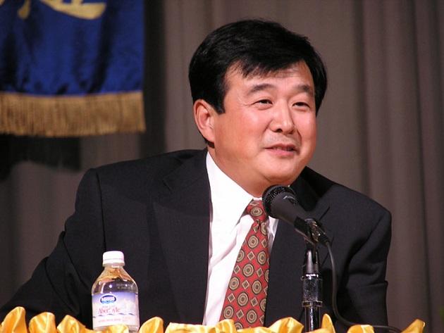 李洪志师父亚特兰大2003年美东南修炼心得交流会