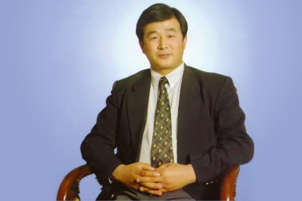 法轮功创始人李洪志先生